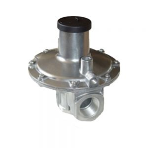 رگولاتور فشار گاز J48 خروجی 25 - 12.5 میلی بار (1/2 1 اینچ)